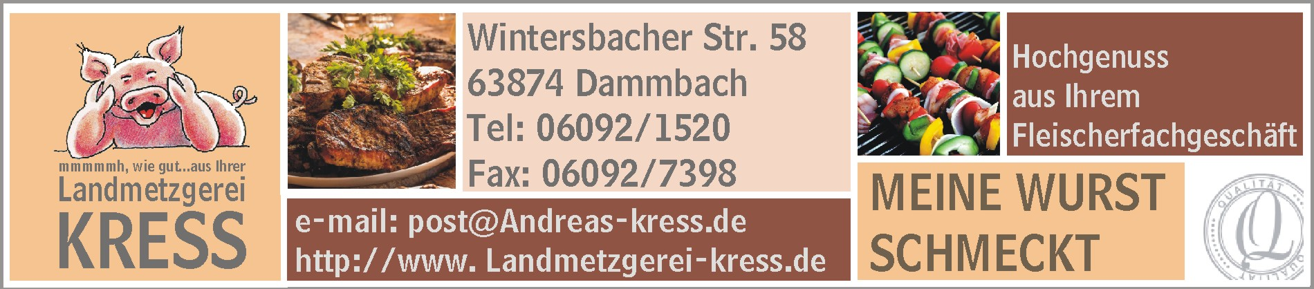 Landmetzgerei Kress